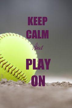 Fastpitch softball;)