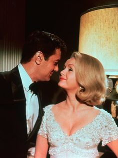 Goodbye Charlie (1964) -Tony Curtis and Debbie Reynolds
