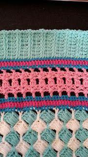 Knutsels van Jolanda: Double Trouble Crochet ALong 2017 - week 27