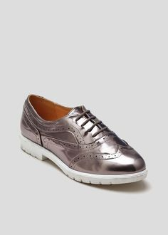 £7, Metallic Loafer, Matalan