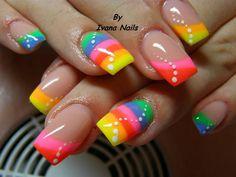 Fall Nail Art Designs, Pretty Nail Designs, Pretty Nail Art, Toe Nail Designs, Cute Nail Art, Halloween Acrylic Nails, Bride Nails, Finger, Chic Nails