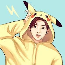 kpop fanart images, image search, & inspiration to browse every day. Jungkook Fanart, Kpop Fanart, Bts Jungkook, Bts Chibi, Anime Chibi, Bts Anime, Kawaii Anime, Yoonmin, Kpop Drawings