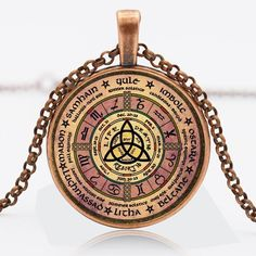 Find More Pendant Necklaces Information about magic wiccan pentacle logo Copper Chain Women Choker Statement Copper Pendant Necklace For Men Dress Accessories 90298,High Quality necklace roll,China necklace bird Suppliers, Cheap necklace head from DreamFire Store on Aliexpress.com