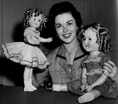 Shirley Temple, I had an original and kept her with even the tag on her arm. My Moms home burned in 1992 and I lost all my collectible dolls.
