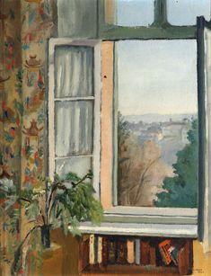 Biella from my window, 1943, Jessie Boswell. English (1881 - 1956)