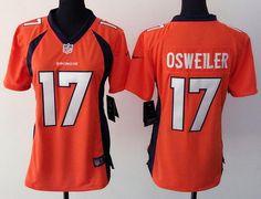 ... Broncos 17 Brock Osweiler Orange Team Color NFL Nike Game Nike Broncos  11 Trindon Holliday Orange Team Color Womens Embroidered NFL New Elite  Super Bowl ... 9e1aec154