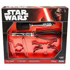 Star Wars™ Episode VII 4-Piece Cookie Set - BedBathandBeyond.com
