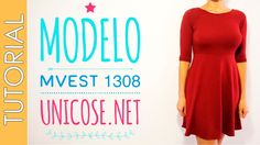DIY Costura: Cómo hacer vestido (patrones gratis)