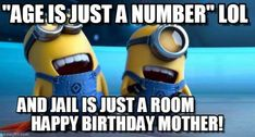 The simple act of sending funny happy birthday mom memes can bring a smile to a mother's face. Here are 101 happy birthday memes to help you get started. Happy Birthday Mom Meme, Happy Birthday Wishes, Dad Birthday, Funny Birthday, Birthday Cards, Birthday Funnies, Birthday Sayings, Happy Birthdays, Birthday Stuff