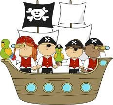 Image result for kids pirate ship