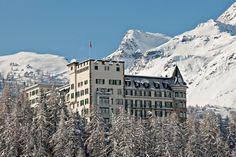 Hotel Waldhaus | Sils | Switzerland (1908)