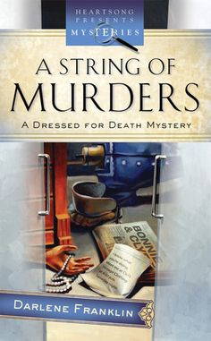 A String Of Murders (Dressed for Death Mystery #2)