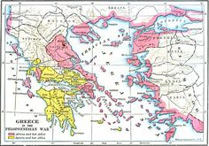Greece in the Peloponnesian War