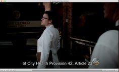 """Agent Carter, Episode 2 """"of City Health Provision 42, Article 23..."""" (3 of 3)"""