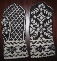 Wool mittens. Mittens, Gloves, Wool, Knitting, Winter, Fashion, Winter Time, Moda, Tricot