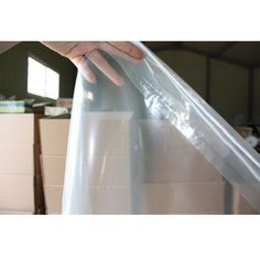 Multi-Purpose Plastic with draw-string and stopper U11013-C (Large)Bulk 100cases #U1Industry