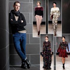 Mauro Gasperi na Fashion Designer Awards!