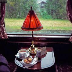 Romantic train trip?