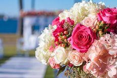 Nicole & Adrian - 12.31.15  #wedding #newyearsevewedding #sandiegowedding #weddings #tablescape #pinkbouquet #socalwedding #weddingtablescape #weddingdecor