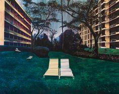 That Long in Darkness Pined, 2011, Robert Josiah Bingaman.