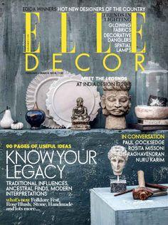 Elle Decor March 2014, Alberto Vignatelli