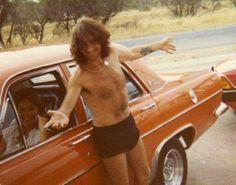 Bon Scott 1970s