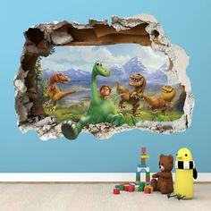 Dinosaur Wall Art 3d dinosaur wall art decor- would love to have for my david