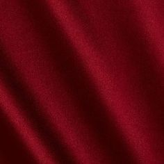 Tahari Stretch Satin Crimson from @fabricdotcom  Get a high style look in this sophisticated very lightweight stretch satin fabric. This gorgeous fabric has a lustrous sheen that beautifully reflects the light and a beautiful hand and drape.   It is perfect for creating special occasion apparel, blouses, dresses, lingerie and skirts. Fabric has 10% stretch across the grain for added comfort and ease.