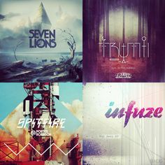 Seven Lions // Truth // Porter Robinson // Infuze