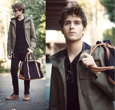 hipster look men - Buscar con Google