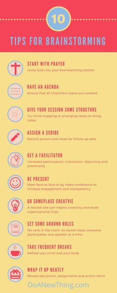 These 10 tips can turn your #brainstorming sessions from blah to bravo Bible Study Tools, Christian Resources, Body Hacks, Graphic Design Tips, Prayer Book, Emotional Intelligence, Study Tips, Journal Cards, Small Groups