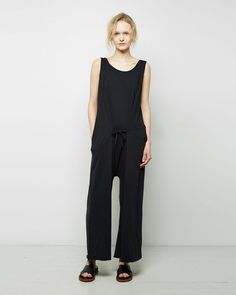 Shop Black Crane on La Garconne, an online fashion retailer specializing in the elegantly understated. Black Romper, Rompers Women, Fashion Outfits, Womens Fashion, Pretty Outfits, Fashion Online, Jumpsuit, Style Inspiration, Crane