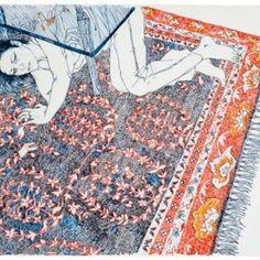 hope gangloff   Dibujos en Birome por Hope Gangloff   MUNDOFLANEUR.COM   MUNDOFLANEUR ...