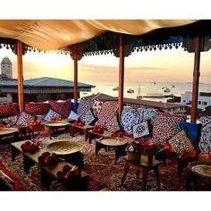 The Tea House   Zanzibar, Tanzania