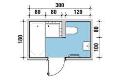 Bathroom Layout Plans, Bathroom Floor Plans, Bathroom Flooring, Master Bathroom Shower, Family Bathroom, Bathroom Design Luxury, Bathroom Design Small, My House Plans, House Floor Plans
