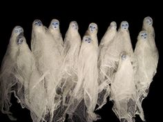 OOAK Spooky Haunted Dollhouse Ghost by wingsandsomethings on Etsy, $2.50