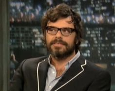 When Jemaine was on Jimmy Fallon it was awesome. Jemaine kept Jimmy on his toes. Jemaine Clement, Flight Of The Conchords, Jimmy Fallon, The Past, My Love, Awesome, Amazing, Fictional Characters, Beauty
