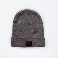 Winter Beanie Heather grey color fashion brand