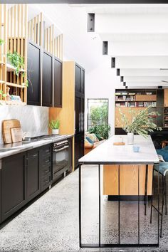 Need more counter space in your kitchen? Turn to these genius kitchen island ideas.