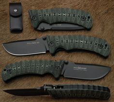 FOX Knives - Military, sport and hunting knives - Maniago, Italy Cool Knives, Knives And Tools, Knives And Swords, Tactical Knives, Tactical Gear, Survival Knife, Survival Gear, Best Pocket Knife, Pocket Knives
