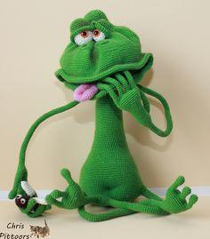 Ravelry: nalake's frog