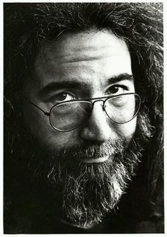 Portrait of Jerry www.thegratefulshed.com