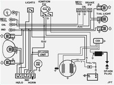 charging system section of the simplified wiring diagram