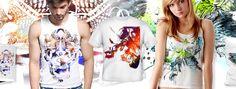 Let Your Wardrobe Bloom This Summer! - #clothing #fashion #menswear #tshirts #shopping #style #designer t shirts