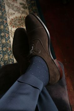 Crockett & Jones Hallam.