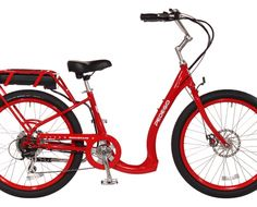 Boomerang electric bike