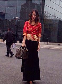 #tibetan#traditionaldress#chupa