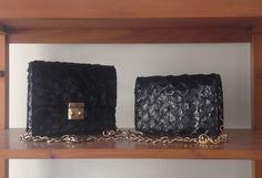 black pirarucu by AZALA contato: azalabrand@gmail.com facebook.com/azalabrand  #newin #fashion #trendy #black #pirarucu #amazonia #fish #leather #exotic #colecao #moda #bolsa #bag #purse #couro