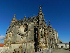 Convento de Cristo – Tomar, Portugal - Atlas Obscura