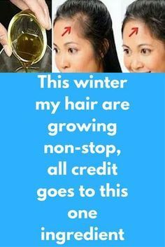 This winter my hair are growing non-stop, all credit goes to this one ingredient Hair fall is Diy Hair Treatment, Coconut Oil Hair Treatment, Coconut Oil Hair Growth, Hair Growth Treatment, Hair Treatments, Oil For Curly Hair, Reduce Hair Fall, Hair Pack, New Hair Growth